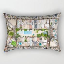 Kowloon Tong Rectangular Pillow