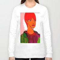 sam smith Long Sleeve T-shirts featuring Sam by Latidra Washington