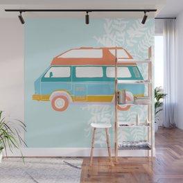 Jade - Van Life Series Wall Mural
