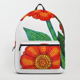All Women deserve Flowers Backpack