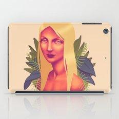 Nature Girl iPad Case