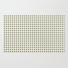 Floral Pattern - JUSTART (c) Rug