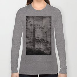 Kidnapped .....Alone in this stunning capsulle Long Sleeve T-shirt