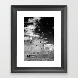 Ukrainian Castle Framed Art Print
