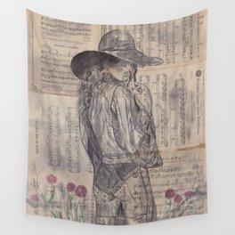 Fleur Wall Tapestry