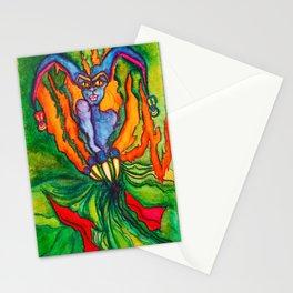 Bunny Girl Stationery Cards