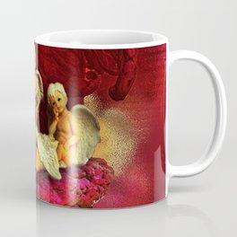 #Christmas Angels Coffee Mug