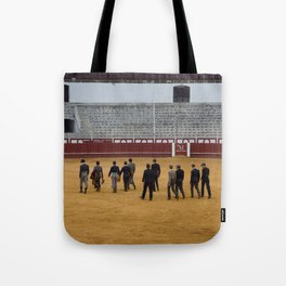 11 Angry Men Tote Bag