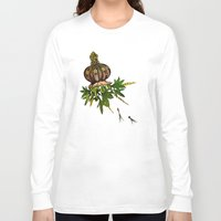jellyfish Long Sleeve T-shirts featuring Jellyfish by Sybille Sterk
