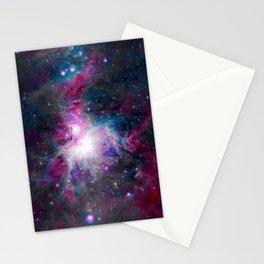 Jewel Tone Orion Nebula Stationery Cards