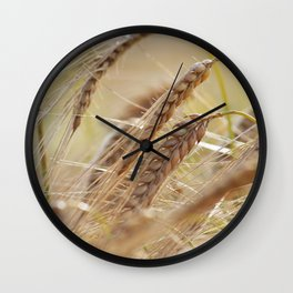 Cereals Wall Clock
