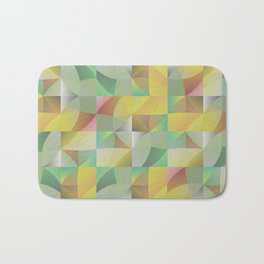 Tiled Waves 02-19 Bath Mat