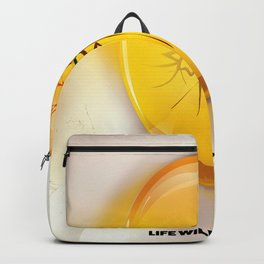 Life Will Find a way. Backpack