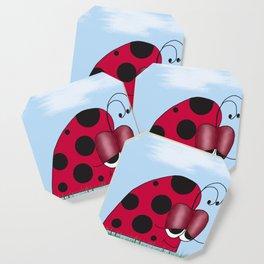 The Euphoric Ladybug Coaster