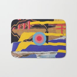 pulled muscle Bath Mat
