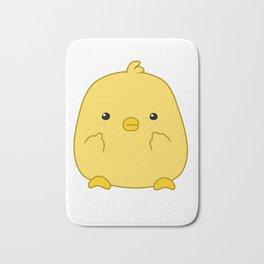 Cute Chick Bath Mat