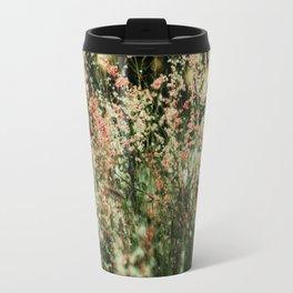 Flowers in the sun Travel Mug