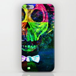 Ghost In The Mirror iPhone Skin