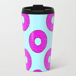 Donut give up Travel Mug