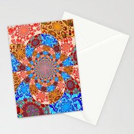 Mandala Mashup Stationery Cards