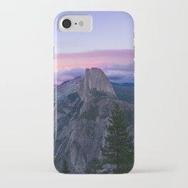 Yosemite National Park at Sunset iPhone Case