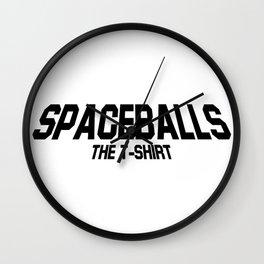 Spaceballs Wall Clock