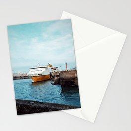 MV Côte d'Albâtre at Dieppe Stationery Cards