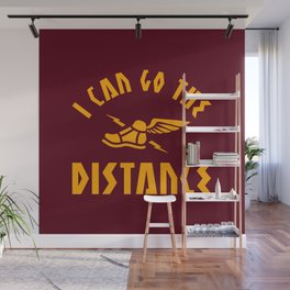 I Can Go The Distance Wall Mural