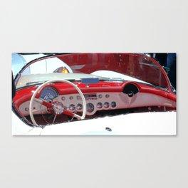 53 Corvette Canvas Print