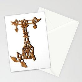 GOLD FOLD Stationery Cards