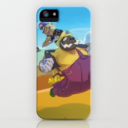 The Junkboys Take the Mushroom Kingdom iPhone Case