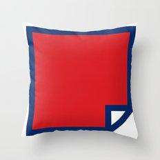 Lichtenswatch - Wham Throw Pillow