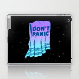 Hoosier's Guide to the Galaxy Laptop & iPad Skin
