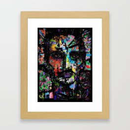 The Infinite Self E  Framed Art Print