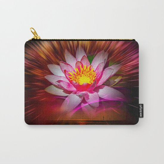 Weness - Water Lily Carry-All Pouch