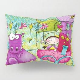 Fairy Princess Kingdom Pillow Sham