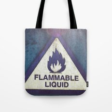 hot Tote Bag