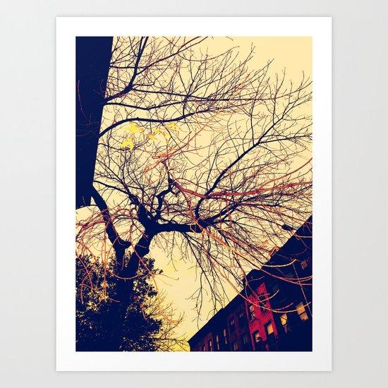 roots Art Print