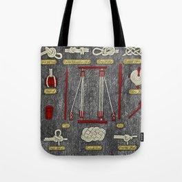 Seaman knots Tote Bag