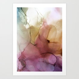 Summer Nectar Art Print