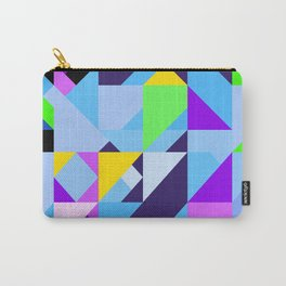 Geometric XIX Carry-All Pouch