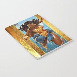 Nubia-WW of the Orishas Notebook
