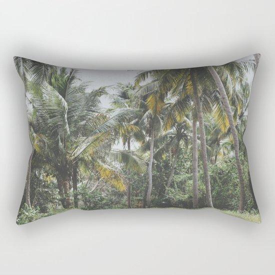 Cochin, India Rectangular Pillow