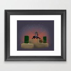 Rarity Framed Art Print