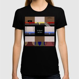 DS9 - Far Beyond the Stars - square - Minimalist Star Trek DS9 Deep Space Nine - Crew T-shirt