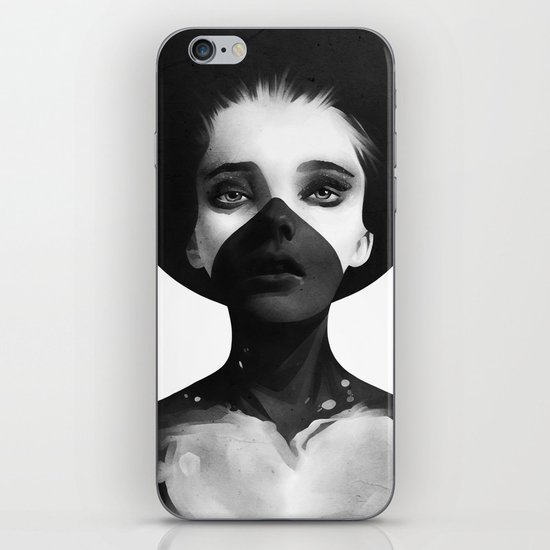 Hold On iPhone & iPod Skin