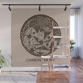 Charon Sketch Wall Mural