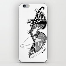Dance with me - Emilie Record iPhone & iPod Skin