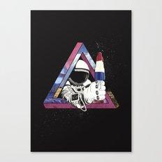 Freakanaut Canvas Print