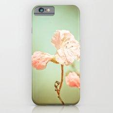Aprils' Pink blossom iPhone 6s Slim Case